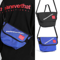 Manhattan Portage x thisisneverthat mini ny #Messenger Bag
