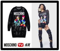 MOSCHINO H&M/MOSCHINO コラボMoschino [tv]knit dress
