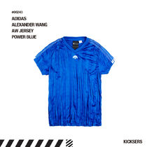 人気話題!adidas Alexander Wang AW JERSEY POWER BLUE