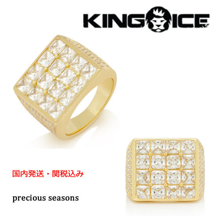 King Ice ネックレス・チョーカー 国内発送・関税込【KING ICE】Notorious B.I.G. The Biggie Ring(6)