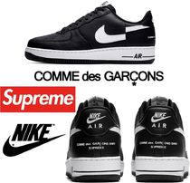 Supreme Comme des Garcons SHIRT Nike Air Force 1 Low WEEK 12