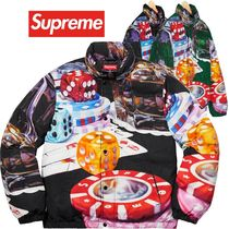 SUPREME シュプリーム Casino Down Jacket AW 18 WEEK 12