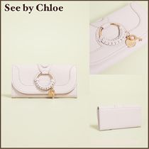 送料込み☆See by Chloe Hana Continental Wallet レザー長財布