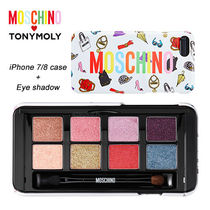TONYMOLY×MOSCHINO★Super Beamアイパレット02 iPhone case付