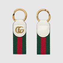 GUCCI / 新作 キーホルダー Key chain with Double G