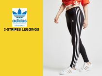 一枚は持っておきたい【adidas originals】 3-STRIPES LEGGINGS