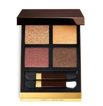 TOM FORD  Eye Color Quad Leopard sun