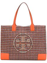 新作カラー!登場【TORY BURCH】Glenn plaid tote