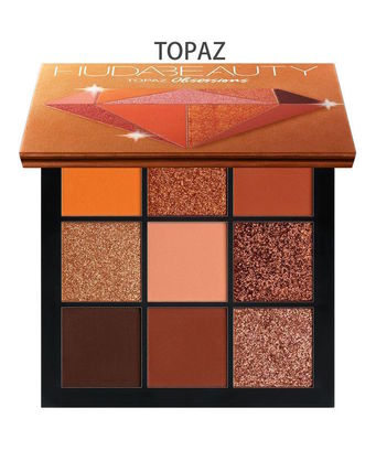 HUDA BEAUTY アイメイク 【即発】OBSESSIONS PALETTE(4)