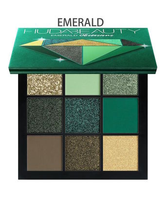 HUDA BEAUTY アイメイク 【即発】OBSESSIONS PALETTE(6)