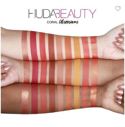 HUDA BEAUTY アイメイク 【即発】OBSESSIONS PALETTE(15)