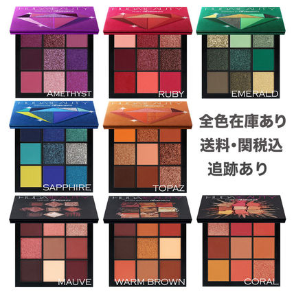 HUDA BEAUTY アイメイク 【即発】OBSESSIONS PALETTE
