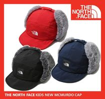★人気★【THE NORTH FACE】KIDS★KIDS NEW MCMURDO CAP★3色★
