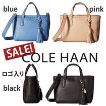 SALE【Cole Haan】Ivy Pic Stitch Small Tote★トートバッグ
