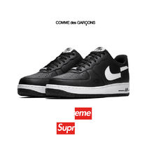 Supreme Comme des Garcons SHIRT Nike Air Force 1 Low week12