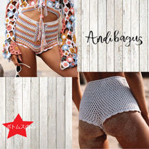 SALE★AndiBagus★クロシェショートパンツアンディバグス