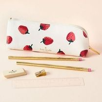 kate spade ♡いちごのペンケースセット
