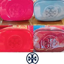 【 Tory Burch 】ポーチ エナメル 国内発送 関税込み