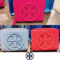 【 Tory Burch 】 大きなロゴ 折財布 国内発送 関税込み