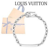 【Louis Vuitton】国内発送 ブレスレット チェーンロジン