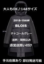 MONCLER(モンクレール) キッズアウター  確保済み!【Moncler】2018-19AW BLOIS/チャコールグレー14A
