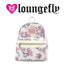 【Lounge Fly】●ディズニーコラボ● Marie Leather Backpack