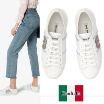 MiuMiu Sneakers With Patch