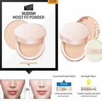 正規品 CLIO NUDISM MOIST-FIT POWDER PACT パウダーファクト
