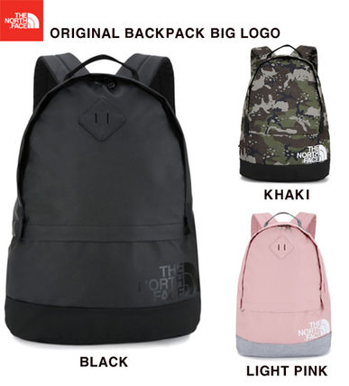 THE NORTH FACE バックパック・リュック 【THE NORTH FACE】ORIGINAL BACKPACK BIG LOGO★3色