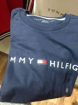 Tommy Hilfiger Tシャツ・カットソー 2018年秋冬最新作★完売必至!TOMMYトミー★ロゴ 長袖Tシャツ(14)