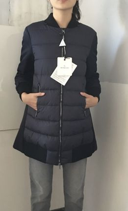 MONCLER キッズアウター 国内即発 大人も着れるMONCLER  BLOIS   ダークブルー 12歳