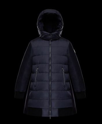 MONCLER キッズアウター 国内即発 大人も着れるMONCLER  BLOIS   ダークブルー 12歳(5)