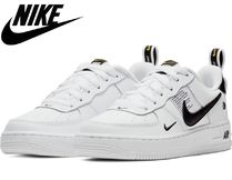 ☆国内正規品 送料無料☆NIKE AIRFORCE1 LV8 UTILITY GS WHT