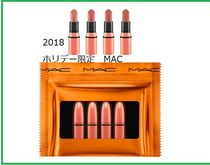 MAC★MINI LIPSTICKS NUDES SHINY PRETTY THINGS PARTY FAVOURS
