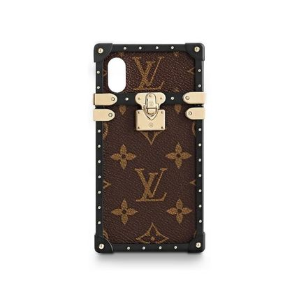 Louis Vuitton スマホケース・テックアクセサリー 関税込・直営店★ルイヴィトン アイ・トランク IPHONE X & XS(2)
