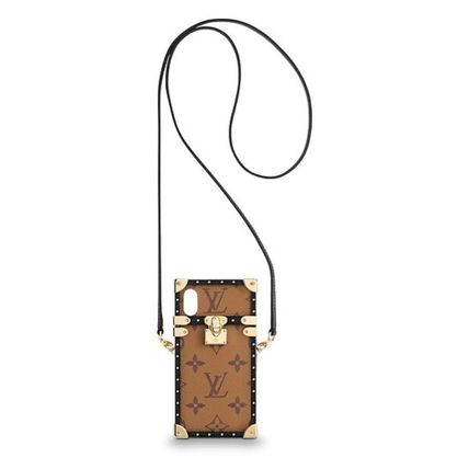 Louis Vuitton スマホケース・テックアクセサリー 関税込・直営店★ルイヴィトン アイ・トランク IPHONE X & XS(7)
