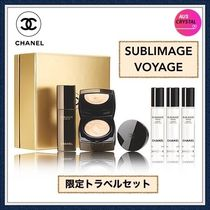 【CHANEL】SUBLIMAGE VOYAGE★最高峰のトラベルセット★限定品★