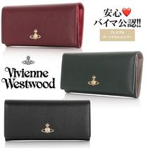 Vivienne Westwood VICTORIA CLASSIC CREDIT CARD WALLET 長財布