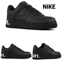 "入手困難!NIKE AIR FORCE ONE CMFT ""EQUALITY"" (24cm~)"