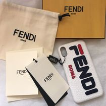 【FENDIxFILA】大人気Fendi Mania iPhone X ユニセックス