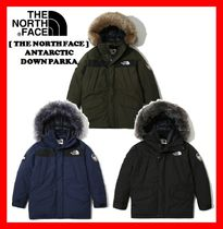 韓国の人気★【THE NORTH FACE】★ANTARCTIC DOWN PARKA★3色★
