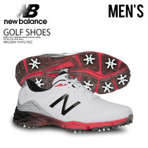 国内即納★NEW BALANCE NBG2004 GOLF SHOES★NBG2004 WHITE/RED