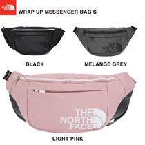 【THE NORTH FACE】WRAP UP MESSENGER BAG S★3色