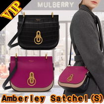 "◆VIP◆ キャサリン妃愛用  Mulberry Small  ""Amberley"" Satchel"