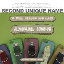 [SECOND UNIQUE NAME]ANIMAL FARM EDITIONスマホケース / iPhone