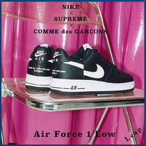 【Nike × Supreme × CDG】トリプルコラボ Aire Force 1 Low