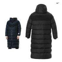 新作!NIKE WIMENS NSW DOWN LONG PARKA ブラック EMS無料配送