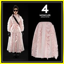★【4 MONCLER SIMONE ROCHA】GONNA ★ レーススカート♪