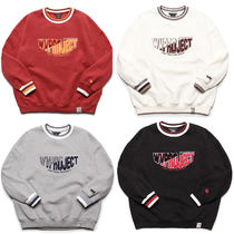 ★WV PROJECT★Clelo double napping sweatshirt★4色★