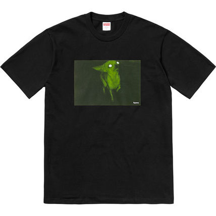 Supreme Tシャツ・カットソー Supreme Chris Cunningham Chihuahua Tee 18 AW WEEK 12(2)